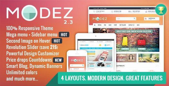 modez-v2-3-responsive-prestashop-1-6-theme